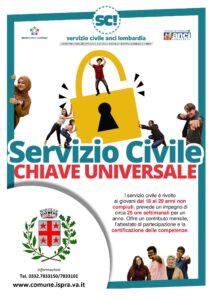 BANDO DI SERVIZIO CIVILE UNIVERSALE