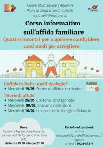 Corso Informativo sull'Affido Famigliare