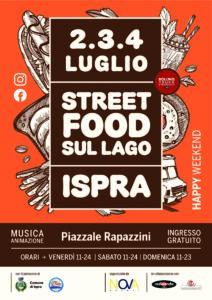 ROLLING TRUCK STREET FOOD: ARRIVA A ISPRA IL CIBO DI STRADA – 2, 3 e 4 luglio 2021